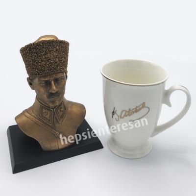 asker Atatürk ikili set
