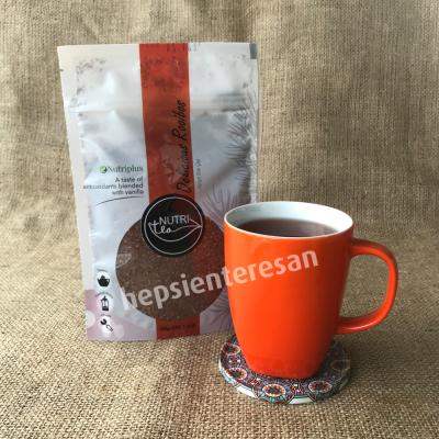 Farmasi nutriplus nutritea delicious karışık bitki çayı seti
