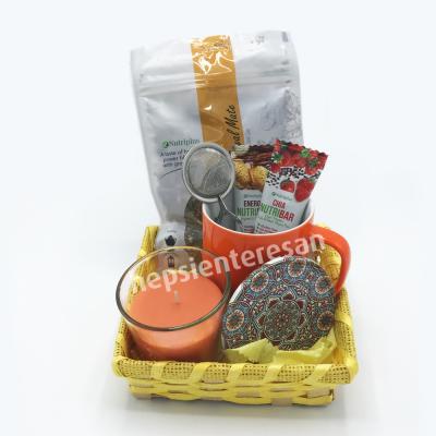 Sepette Farmasi Nutriplus Nutritea Royal Mate Karışık Bitki Çayı Seti