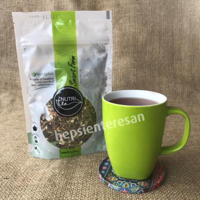 Farmasi nutriplus nutritea smart form karışık bitki çayı seti