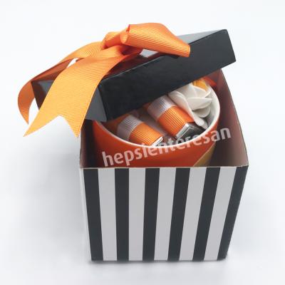 turuncu kupada çikolatalar