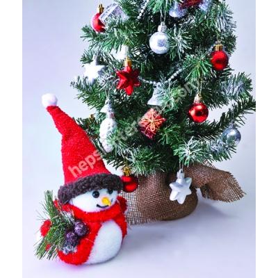 kardan adam red snowman - küçük