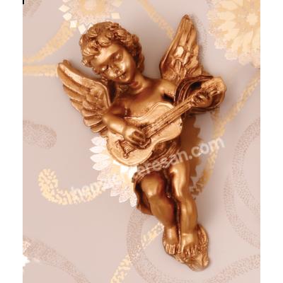 altın görünümlü melek 4