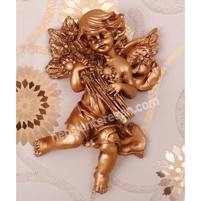 altın görünümlü melek 1