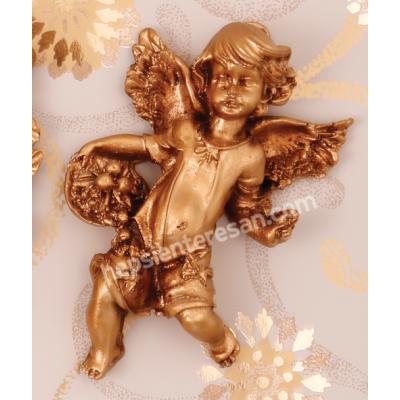 altın görünümlü melek 5