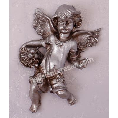 gümüş görünümlü melek 2