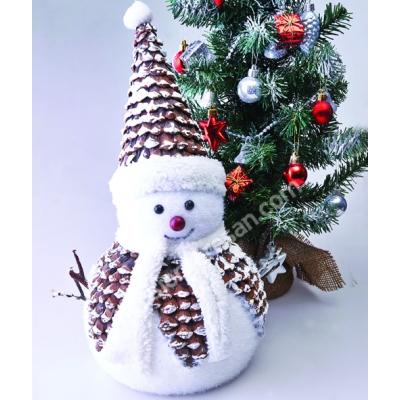 kardan adam cone snowman - büyük