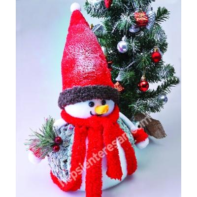 kardan adam red snowman - büyük