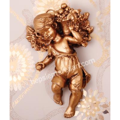 altın görünümlü melek 3